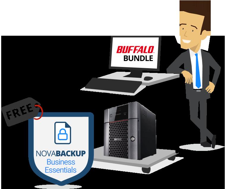 NovaBACKUP-Buffalo-Bundle