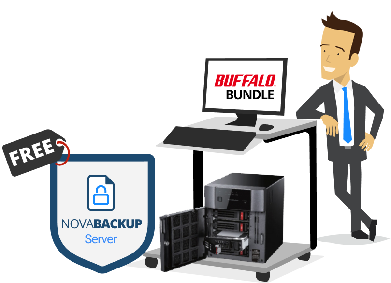 Buffalo-NovaBACKUP-Server-Bundle-2